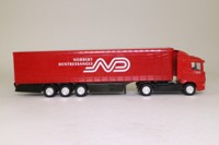 Corgi 59536; Scania R Cab; Artic Curtainside; Norbert Dentressangle