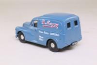Corgi D957/12; Morris Minor Van; D Morgan, Friars Entry, Oxford