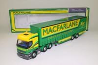 Corgi 75602; Renault Premium Artic; Curtainside, MacFarlane Transport of Leeds