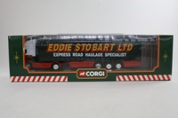 Corgi 59538; Renault Premium; Articulated Curtainside Trailer, Eddie Stobart