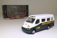 Corgi 58112; 1992 Ford Transit Van; Minibus; Eddie Stobart Ltd