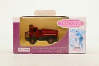 Trackside DG114003; AEC Mammoth Ballast Box; BRS - British Road Services