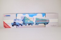 Corgi 97897; Scammell Highwayman; Ballast & Two Trailers, Billy Smart's Circus