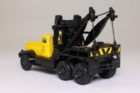 Corgi 55605; Diamond T Ballast Tractor; Wrecker, Blackpool Transport