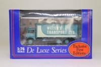 EFE 10905DL; AEC Mammoth Major 6W Rigid Boxvan; Welch's Transport Ltd