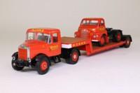 Corgi 31004; Scammell Highwayman; Low Loader, Bedford S Load, Wynn's