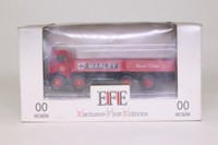EFE 10803; AEC Mammoth Major 8W Rigid Dropside; Marley Roof Tiles; Red/Black
