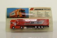 Promotoys; DAF XF Artic; Box Trailer; J Heebink Logistics