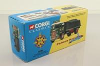 Corgi Code 3; Guy Warrior; 4 Wheel Flatbed, Dee Valley Transport