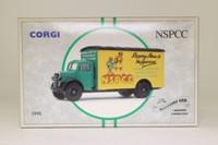 Corgi Classics 97123; Bedford O Series Van; NSPCC