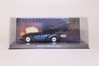 Eaglemoss 04; Batmobile; Batman Forever Movie