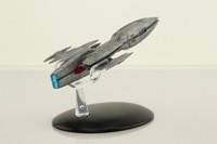 Eaglemoss 37; Star Trek Starships; Kumari Andorian Battle Cruiser