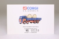 Corgi 10102; ERF V; 8 Wheel Dropside; Gwynne Bowen