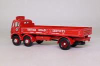 Corgi CC10204; ERF V; 6 Wheel Dropside; British Road Services; Frank Thompson