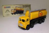 Corgi 24302; Leyland Mouthorgan Cab; 8 Wheel Cylindrical Tanker, Double Diamond