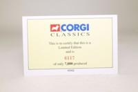 Corgi Classics 97932; AEC Ergomatic Cab; 8 Wheel Rigid Round Tanker, North Eastern Gas Board