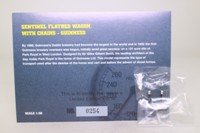 Corgi 80010; Sentinel Steam Wagon; Flatbed with Chains; Guinness