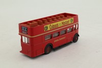 EFE 102002; AEC RT Double Deck Bus; London Transport; 406F Epsom Stn/Epsom Downs, Coleman's Mustard