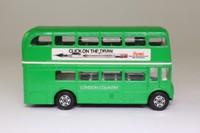 Corgi 469; AEC Routemaster Bus; London Country, Pentel, Quick on the Draw