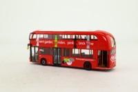 Corgi OOC OM46615B; Wrightbus New Routemaster; Arriva; 137 Oxford Circus; Covent Garden, Pimlico, Brick Lane