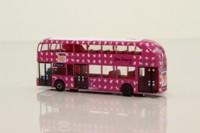 Oxford Diecast NNR005; New Routemaster Bus; TFL; 15 Trafalgar Sq; Proper Corn
