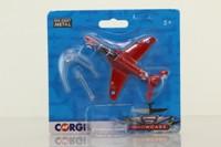 Corgi CS90616; BAE Hawk Trainer Jet; Red Arrows, 2015 Tail Design