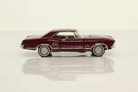 Franklin Mint B11RH39; 1963 Buick Riviera; Maroon