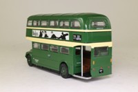 Corgi 35006; AEC Routemaster Bus; Liverpool Corporation; 77 Penny Lane, Grove St, Dale St, Smithdown Rd