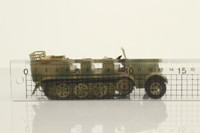 Corgi CC60013; SdKfz 7 German Half-Track; Luftwaffe Flak Gun Artillery Tractor; Tunisia, May 1943