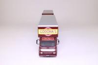 Corgi 21701; AEC Ergomatic Cab; 8 Wheel Rigid Pole Truck & Trailer, John Codona