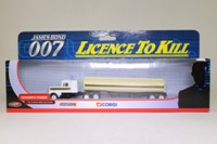 Corgi TY07201; Kenworth Tanker; Licence To Kill
