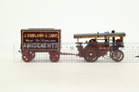 Corgi CC20309; Garrett 4CD Steam Tractor; Showman's Engine & Trailer; J Rowland & Sons