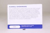 Corgi Classics CC20515; 1914 Burrell Steam Locomotive; Showman's Engine, Philadelphia