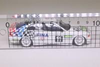 Minichamps 430 942011; BMW 318i Touring Car; 1994 ADAC TW Cup, A Heger, Kattus, RN11