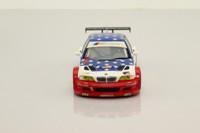 Minichamps 400 012106; BMW M3 GTR; 2001 Petit Le Mans, ALMS; GT Class Winners; Stuck/Said/Auberlen; RN 6
