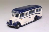 EFE 20102; Bedford OB Duple Vista Coach; Royal Blue/ Southern National; Dest: Swanage