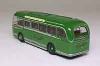 Oxford Diecast 76LRT002A; Leyland Royal Tiger Coach; Southdown; Hayling Island