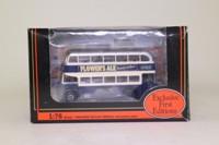 EFE 16107; Leyland Titan PD2; Stratford Blue; Rt 64A Evesham