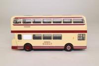 EFE 16523; Leyland Atlantean Bus; Scout; M1 London, Gay Hostess
