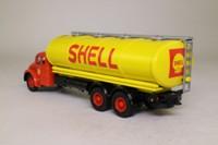 Corgi 73201; Berliet GLR8; 6 Wheel Rigid Tanker; Shell