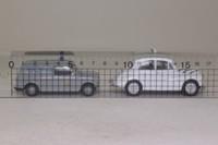 Corgi Classics 08005; Stockport Borough Police 2 Pce Set; Mini Van: Dog Patrol & Morris Minor Saloon: Courtesy Patrol