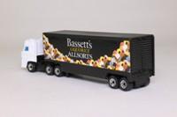 Matchbox Convoy CY24; DAF 3300; Box Trailer, Bassett's Liquorice Allsorts
