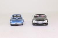 High Speed 43KFB22(2WA); Jaguar 2 Car Set; 1961 E Type & 1991 XJS