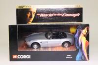 Corgi 05001; James Bond BMW Z8; The World s Not Enough