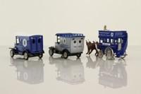 Corgi DJ1003; Her Majesty Queen Elizabeth II Diamond Jubilee 3 Pce Set; Vintage Vehicles