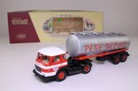 Corgi 71802; Saviem JL20 Truck; Artic Tanker, Pere Benoit