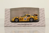 ONYX XLM066; Chrysler Viper GTS-R/T; 2000 24h Le Mans DNF; Derichebourg, Martinolle, Lagniez; RN54