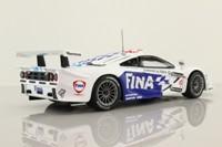 UT Models 39711; McLaren F1 GTR BMW; 1997 FIA GT Hockenheim DNF; Kox & Ravaglia; RN2