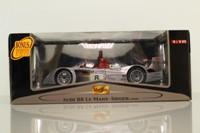 Maisto 38899; Audi R8; 2000 24h Le Mans 1st; Biela, Kristensen, Pirro; RN8