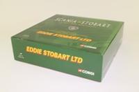 Corgi Classics CC99155; Scania @ Stobart Set; T Cab, Topline, 4 Series, Curtainside Trailer